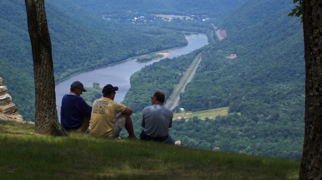 Public lands: Hyner View State Park