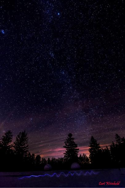 Cherry Springs Dark Skies A Stargazer S Paradise Pennsylvania Wilds