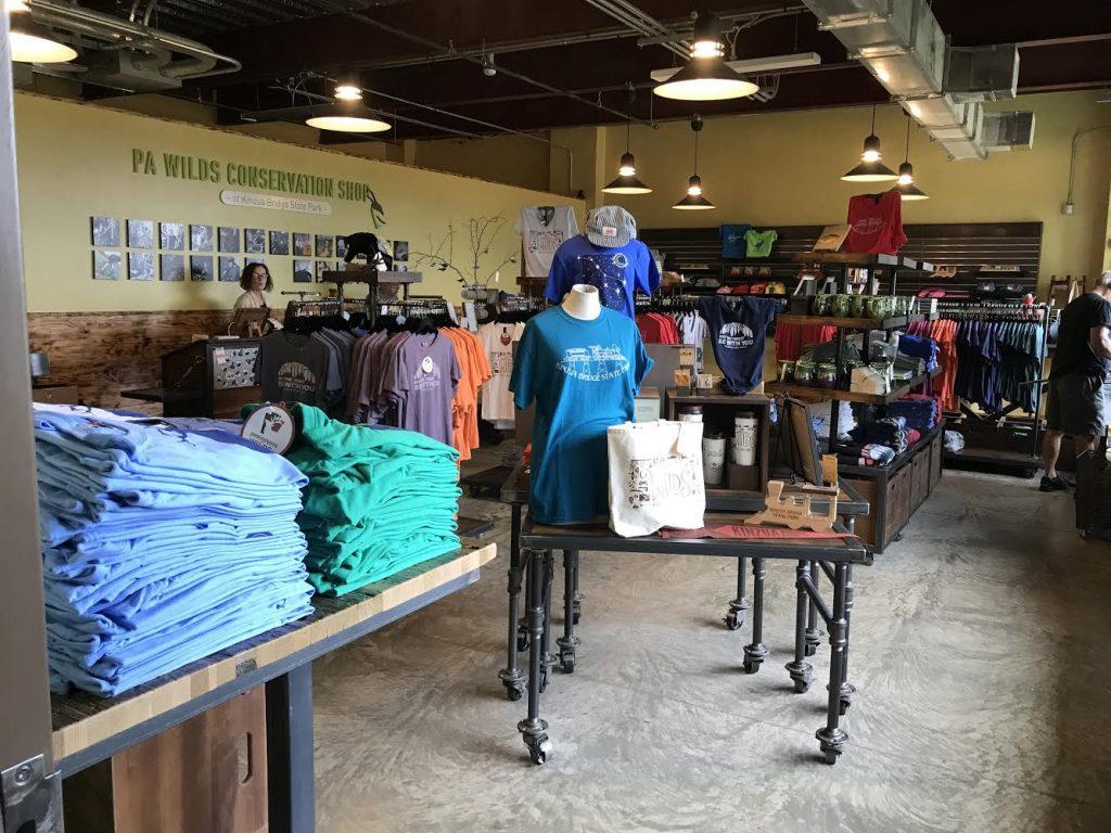 Conservation Shop at Kinzua