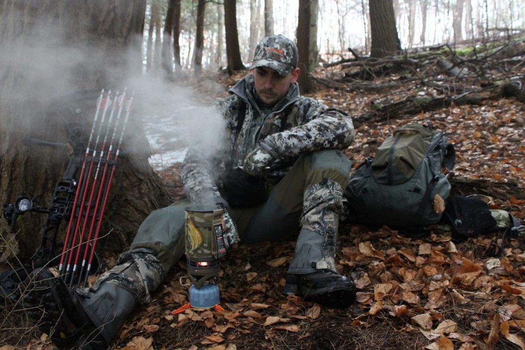 Beau Martonik hunting PA Wilds