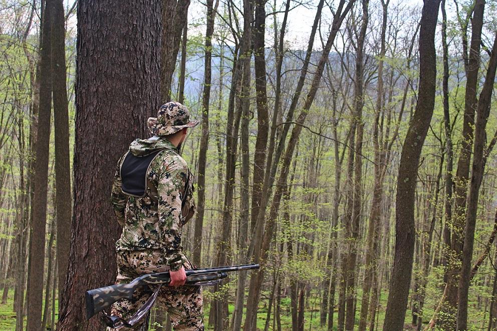 Beau Martonik Turkey hunting