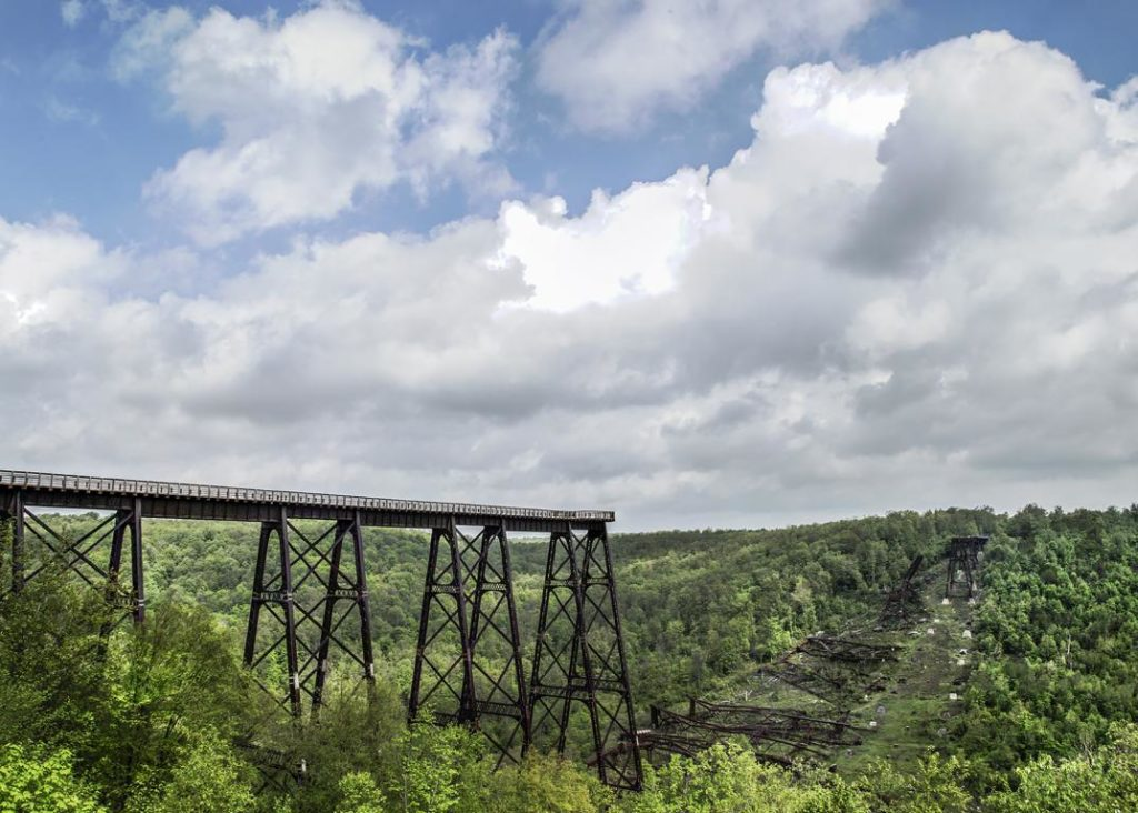 Kinzua Bridge tour