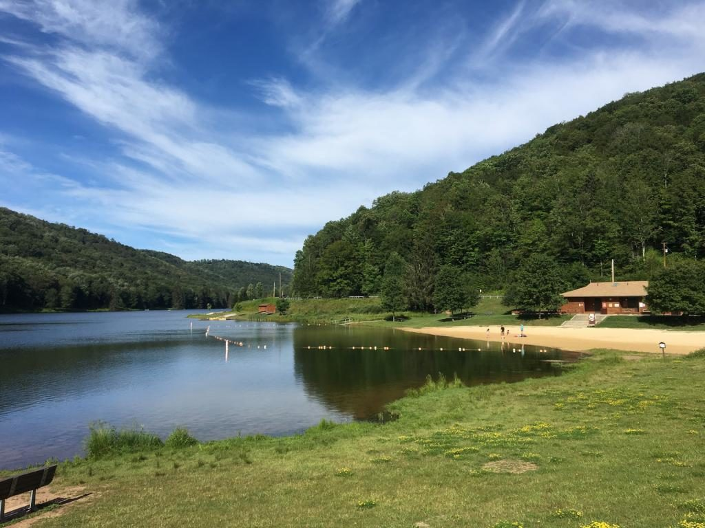 Lyman Run State Park swimming