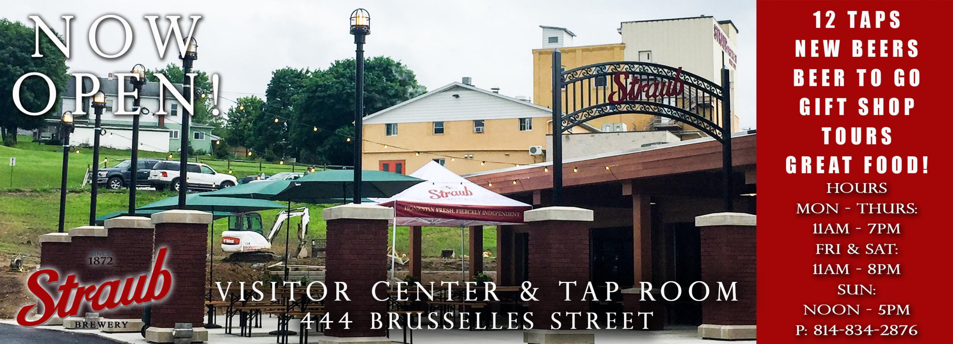 Straub Brewery: Great things are on tap in the Pennsylvania