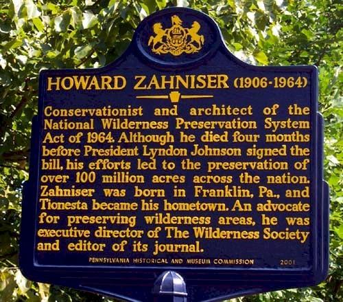 Howard Zahniser