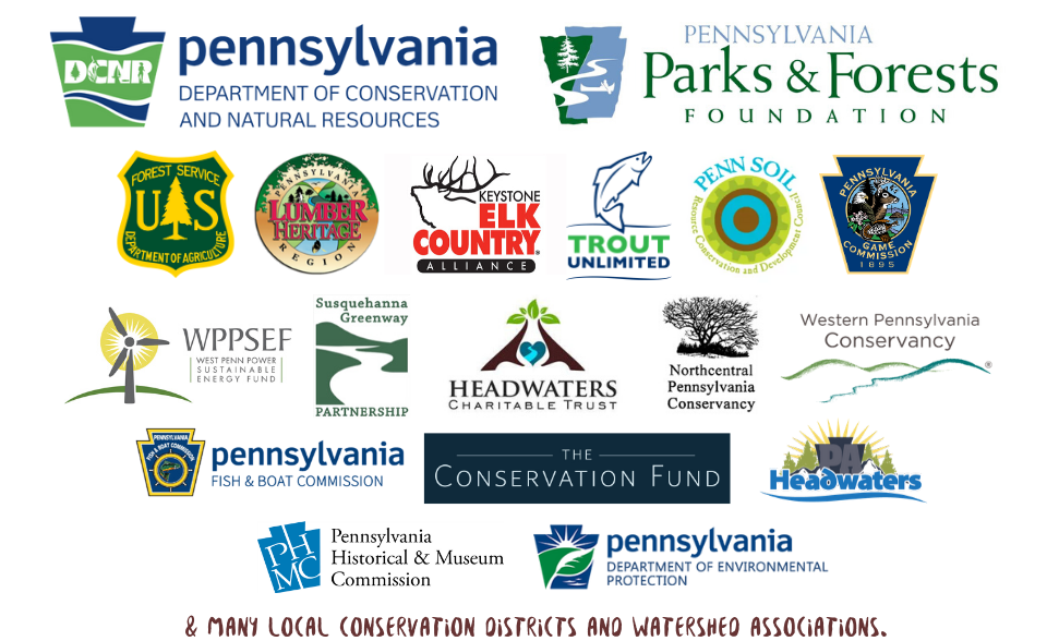 PA Wilds conservation partners