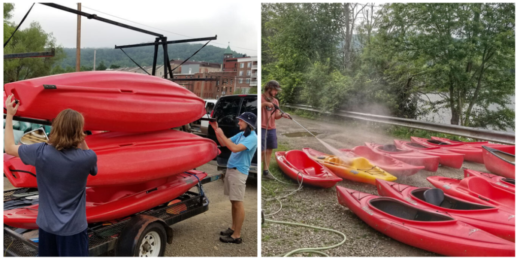 Allegheny Outfitters 2020 Reflections