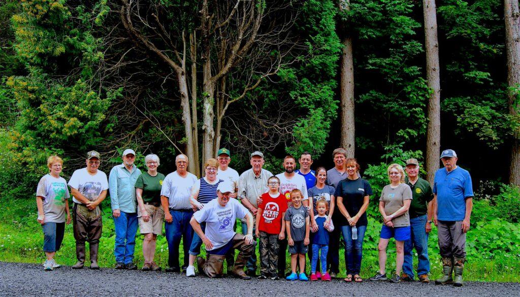 PWHU Volunteers PA WIlds Photo by Ray Hunt